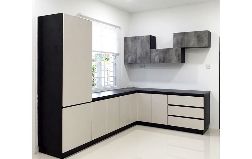 Ready Made Kitchen 005 Houstop Furniture Sdn Bhd